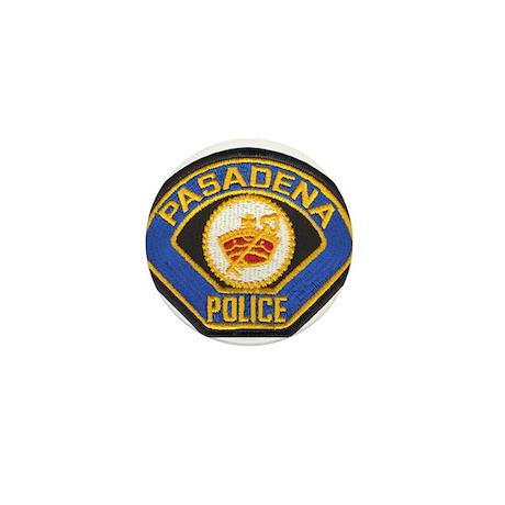 Pasadena Police Mini Button (100 pack)