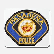 Pasadena Police Mousepad