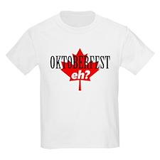 Elsinore Oktoberfest 2 Sided Kids T-Shirt