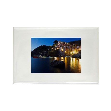 Part of Cinque Terre, r Rectangle Magnet (10 pack)