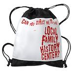 canyoudirect_black.png Drawstring Bag