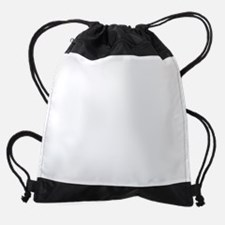 Cool Raw milk Drawstring Bag