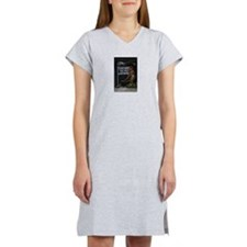 Fear Makes the Wolf Women's Nightshirt