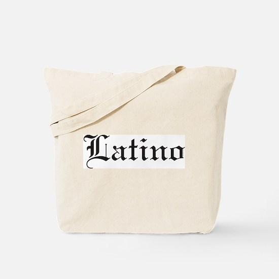 Latino Tote Bag