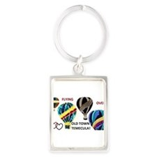 HOT AIR BALLOONS Keychains