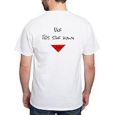 Tori and Uke White T-shirt