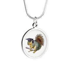 Squirrel Graduation Necklaces