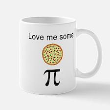 Love Pizza Pi Mug