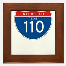 Interstate 110 - TX Framed Tile