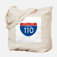 Interstate 110 - MS Tote Bag