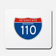 Interstate 110 - MS Mousepad