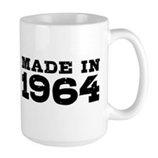 Made In 1964 Ceramic Mugs