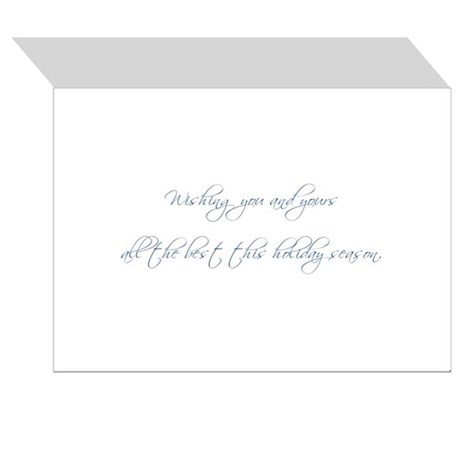 Angels I Have Heard Greeting Cards (Pk of 10)