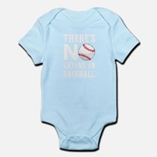 No Crying in Baseball Body Suit
