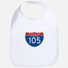 Interstate 105 - CA Bib