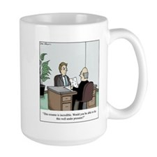 Resume Lie Mugs