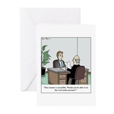 Cool Employment Greeting Cards (Pk of 20)