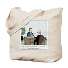 Cute Cv Tote Bag