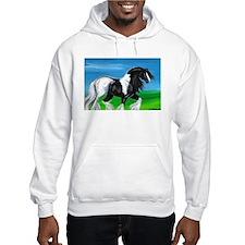 GYpsy Drum Horse Hoodie