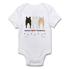 Nothin' Butt Frenchies Infant Bodysuit