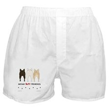 Nothin' Butt Frenchies Boxer Shorts