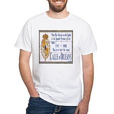 Rue Orleans White T-shirt
