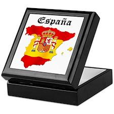 España Keepsake Box