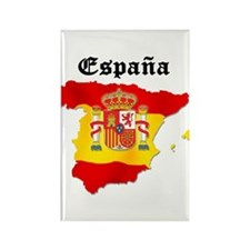 España Rectangle Magnet
