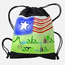 Appalachia Hate-cha Drawstring Bag