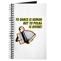 Divine Polka Journal