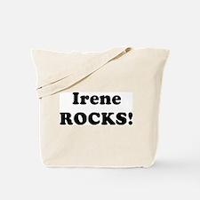 Irene Rocks! Tote Bag