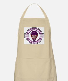Kick Ass Hockey BBQ Apron