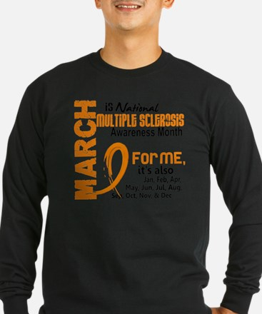 MS Month For Me T