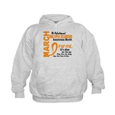 MS Month For Me Hoodie