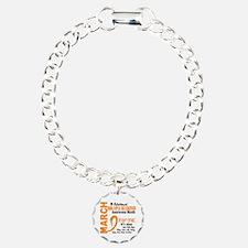 MS Month For Me Bracelet