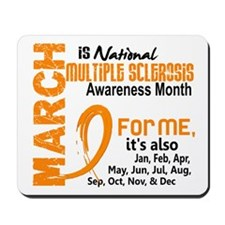 MS Month For Me Mousepad