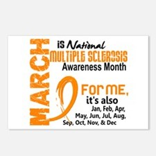 MS Month For Me Postcards (Package of 8)