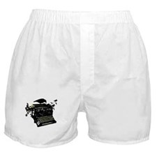 Typewriter Boxer Shorts