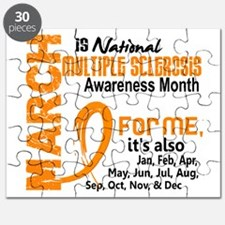 MS Month For Me Puzzle