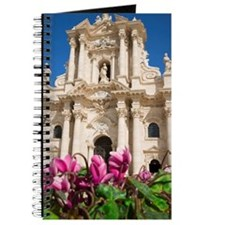 Cathedral, Syracuse, Sicily, Italy Journal