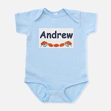 Autumn Fun Andrew Infant Bodysuit