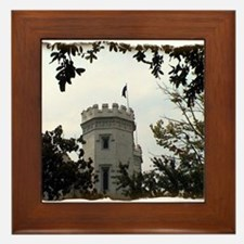 Capital in Baton Rouge Framed Tile