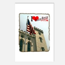 I <3 BR Capital Postcards (Package of 8)