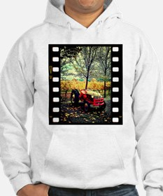 Tractor in the Valley Hoodie