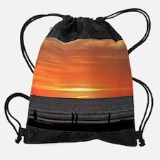 Coronado_Sunset.png Drawstring Bag