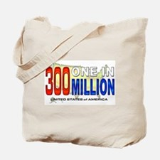 300 Million Tote Bag