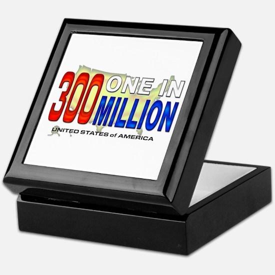 300 Million Keepsake Box