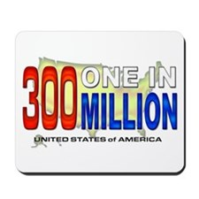 300 Million Mousepad