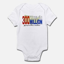 300 Million Infant Bodysuit
