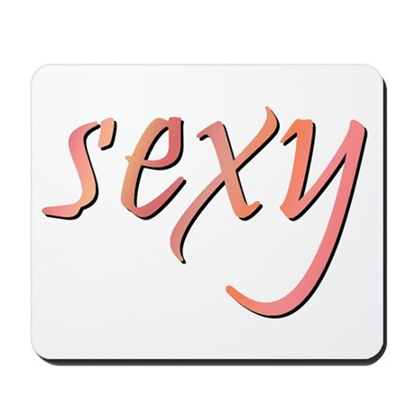 I'm Too Sexy Mousepad